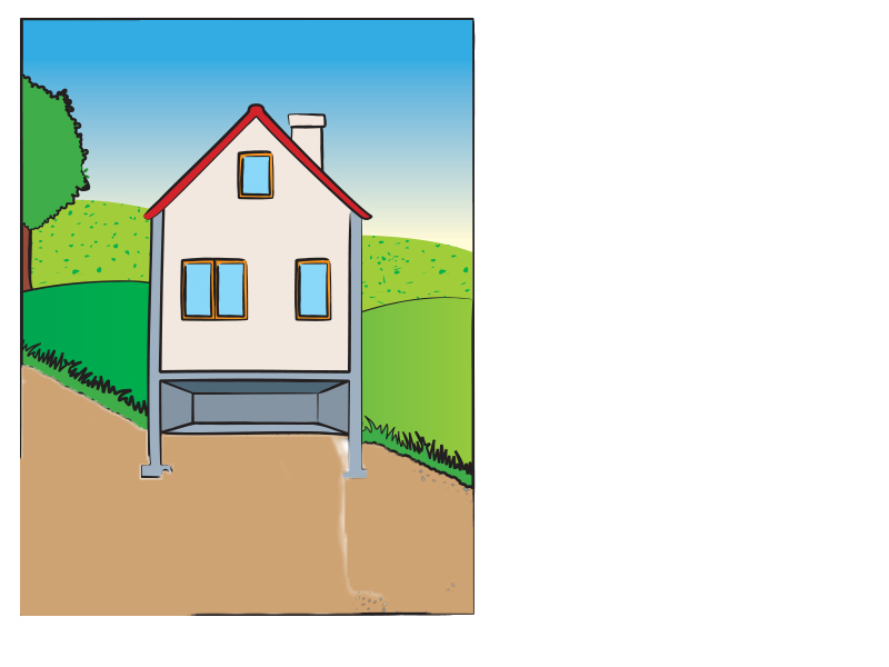 Conseils bakeemys for Construire une maison sur un terrain agricole